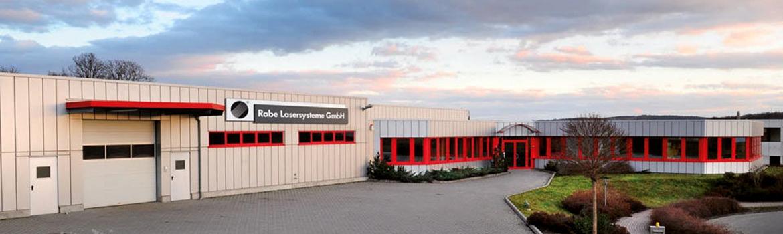 Rabe Lasertechnik GmbH Gebäude