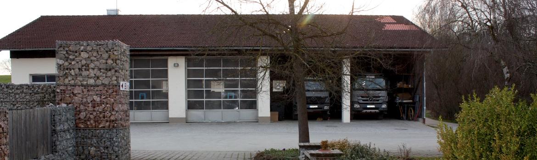 Schlosser GmbH Gebäude