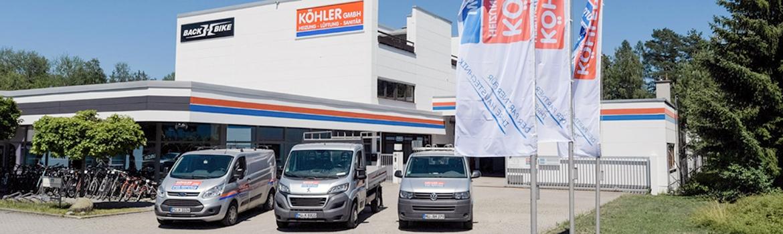 Walter Köhler GmbH Firmengebäude